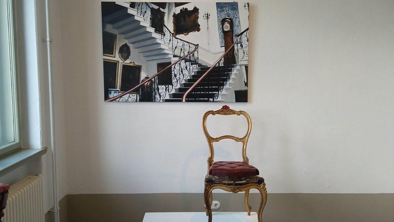 Interieur – Ausstellung mit Korvin Reich